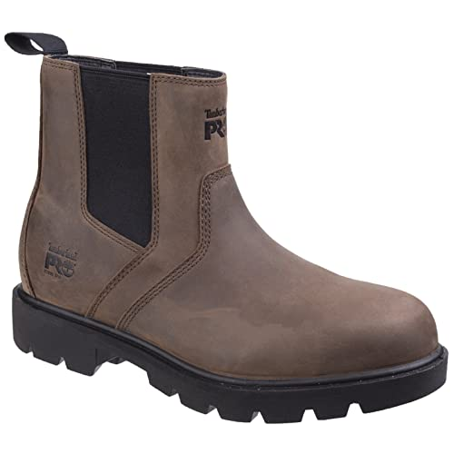 9379a825d7bc Timberland Pro sawhorse Dealer Safety Boots Mens Water Resistant Steel Toe  Cap (10 UK