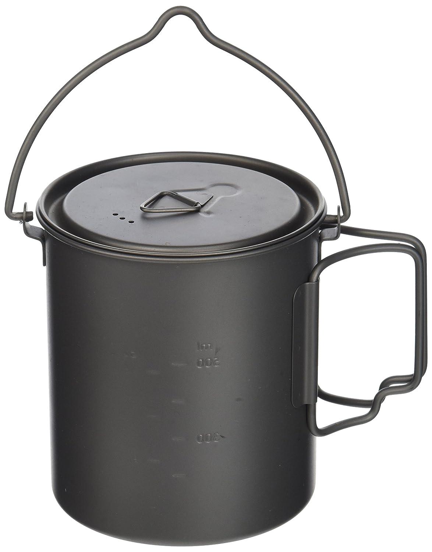 Amazon.com : TOAKS Titanium 750ml Pot with Bail Handle : Camping ...