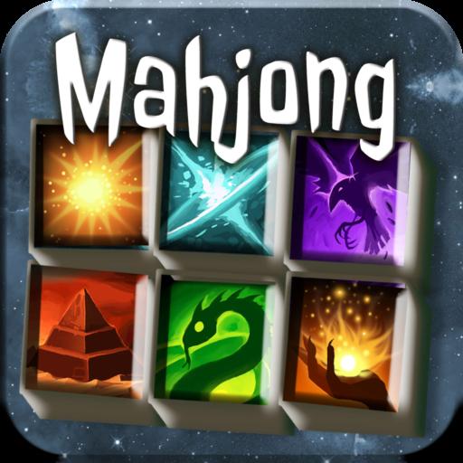 Mahjong Fantasy World Journey - Mahjongg Solitaire Game -
