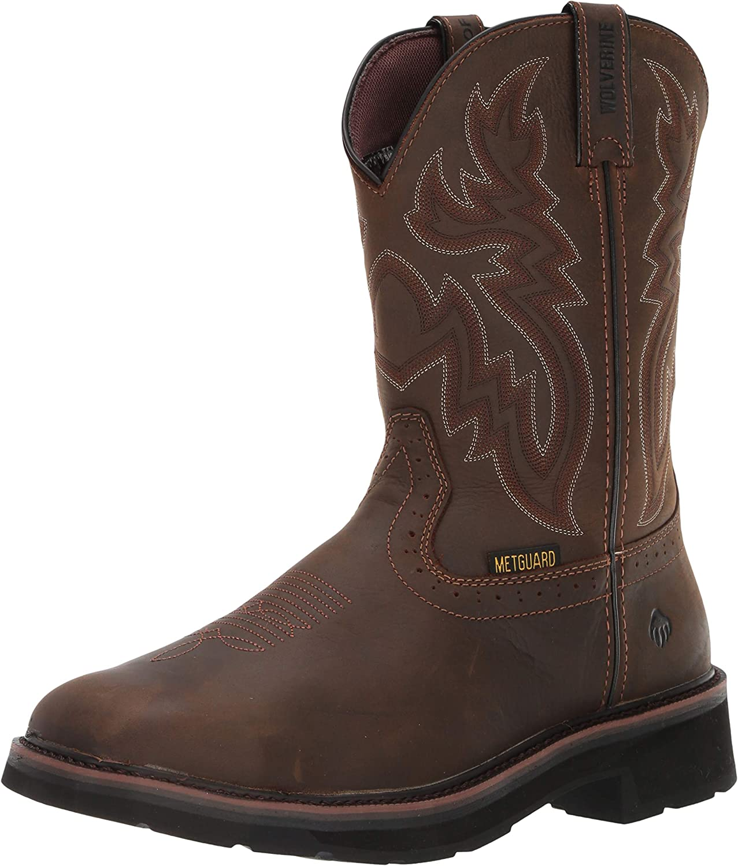 Rancher Met-Guard Industrial Shoe