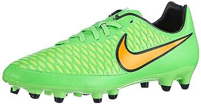 Nike Magista Onda FG, Men's Footbal Shoes, Green (Psn Green/Ttl Orng