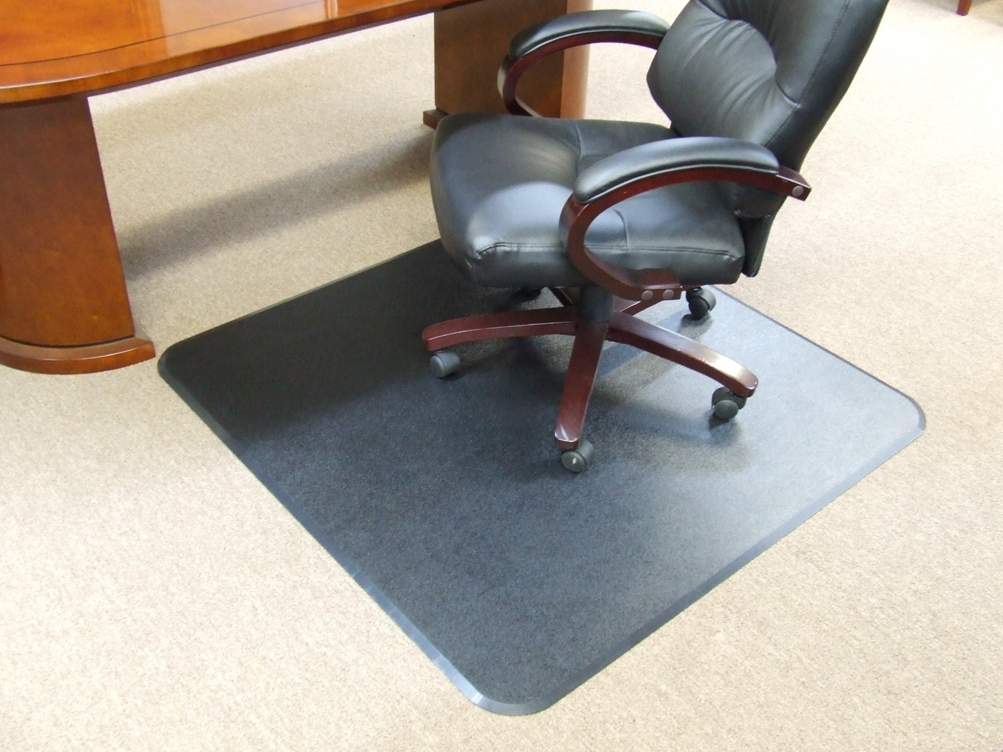 Forever Chair Mat - Folding Model 48'' x 48'' by Northland Office Products