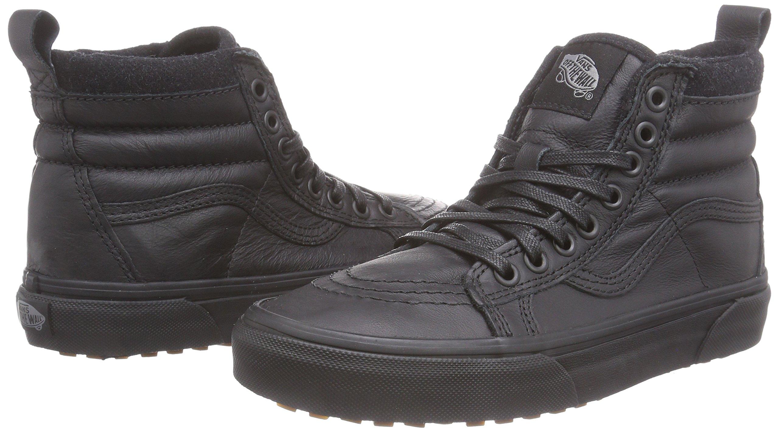 Vans Unisex SK8-Hi MTE (Mte) Black/Leather 11.5 Women / 10 Men M US by Vans (Image #5)