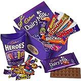 Cadbury easter treasure box amazon grocery heroes treasure box by cadbury gifts direct negle Image collections