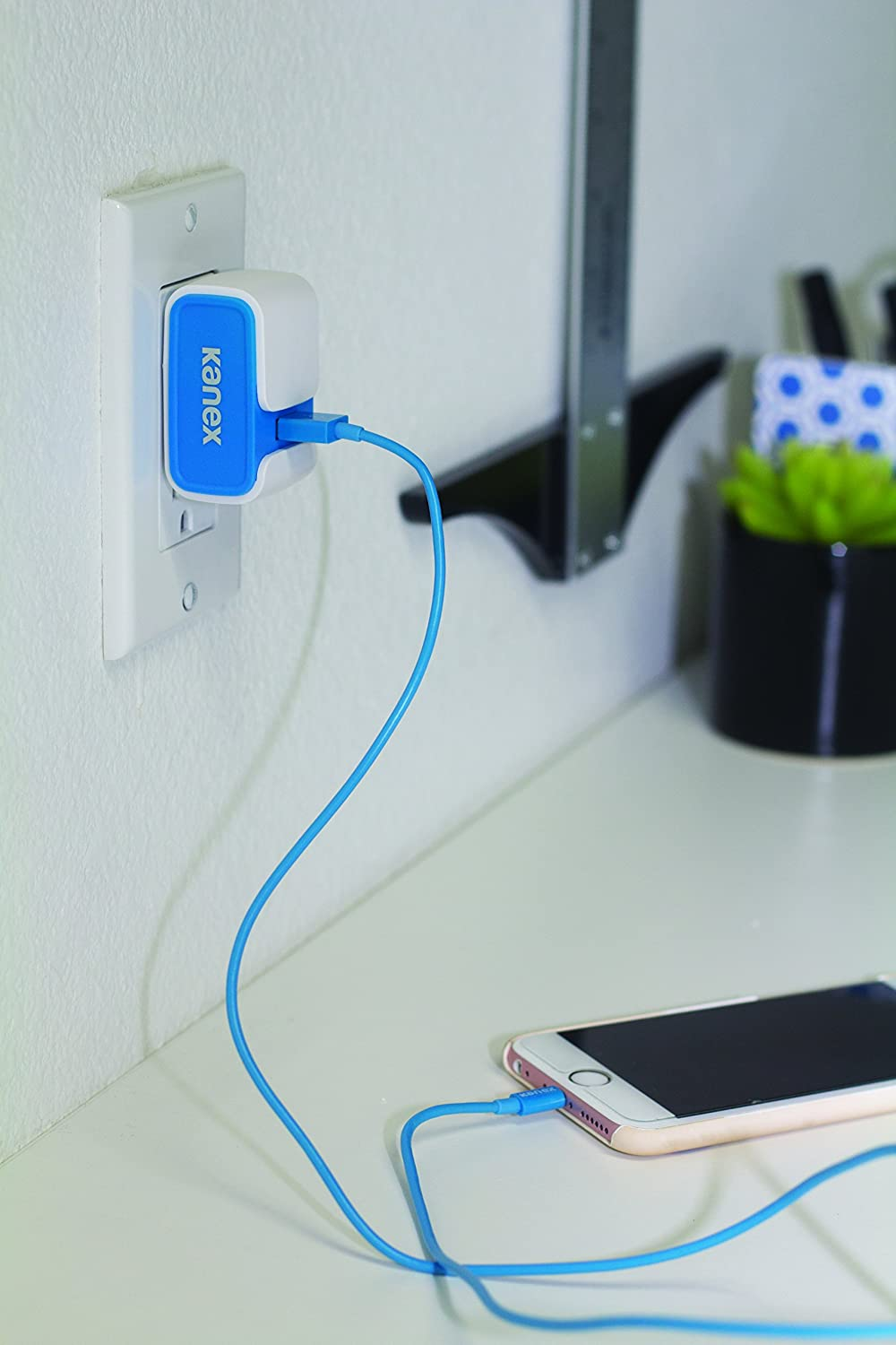 Amazon.com: Kanex 1.6-Feet Charge and Sync Cables with Lightning ...
