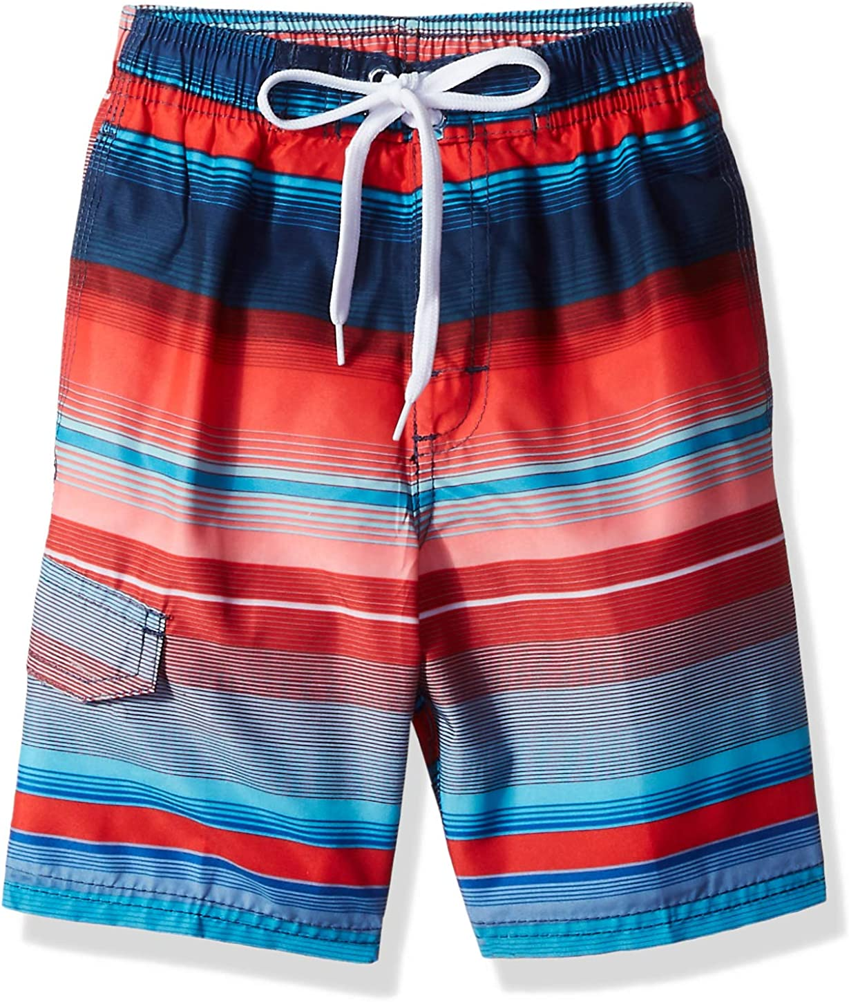 Kanu Surf Boys Horizon Quick Dry Beach Swim Trunk