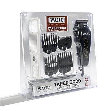 Amazon Wahl Professional Taper 2000 Adjustable Cut Clipper