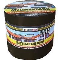10 m x 225 mm isolatie aluminium bitumenband dakreparatie aluminium band reparatieband dak aluband zelfklevende kleur…