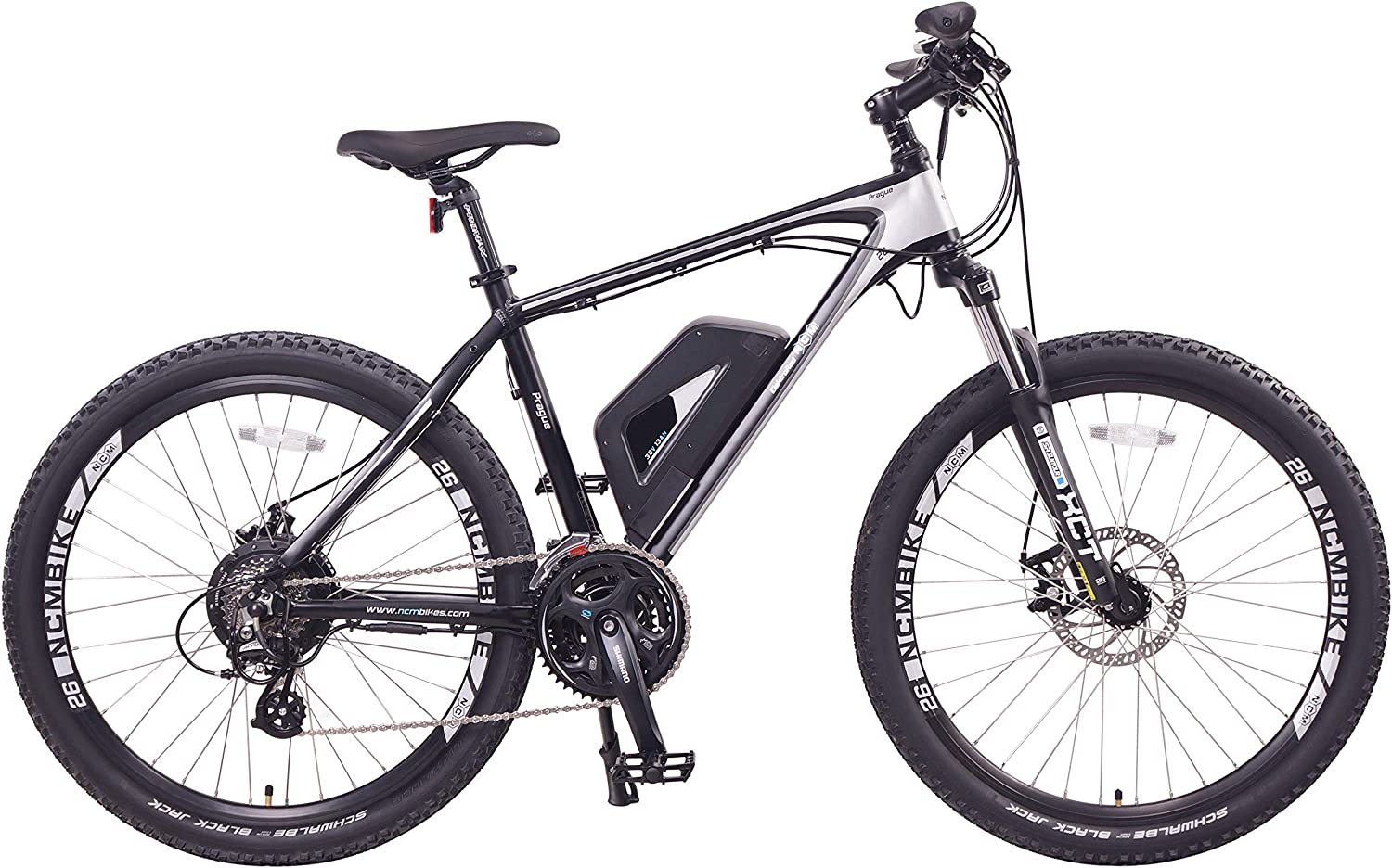 Best Off road Electric bike- Fat tire Mountain Bikes