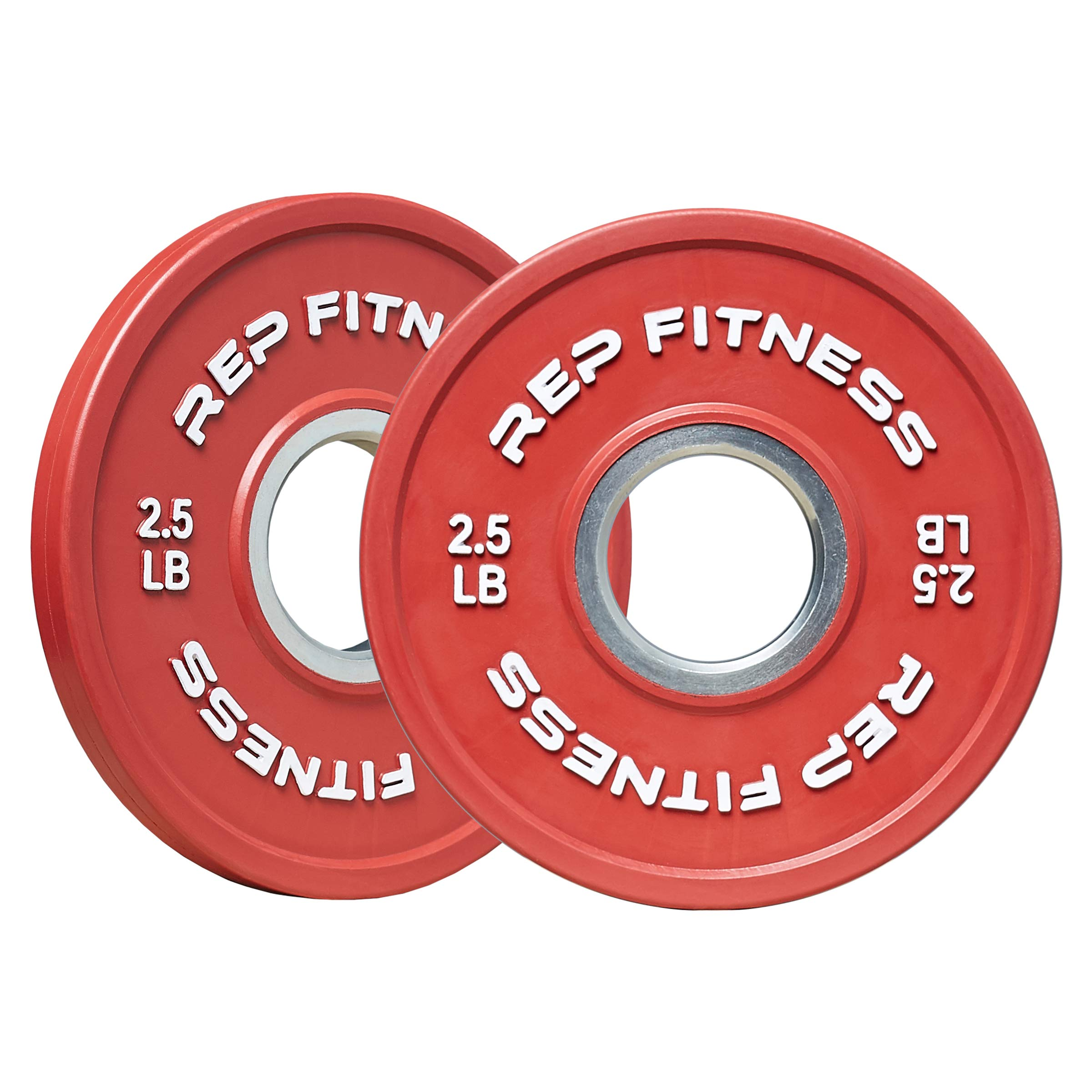 Rep Change Plates - 2.5 lb