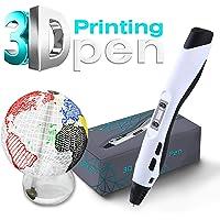 HONGMANLIANCHUANG Filamento de la impresora 3D PLA 1.75mm 1kg 3D IMPRESI/ÓN FDM Amarillo fluorescente sin funci/ón fluorescente