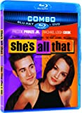 She's All That [Blu-ray + DVD]