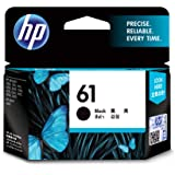 HP Office Product HP 61 Original Ink Cartridges, Black, (CH561WA)