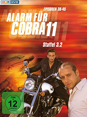 Alarm Für Cobra 11 Staffel 032 2 Dvds Amazonde Erdogan