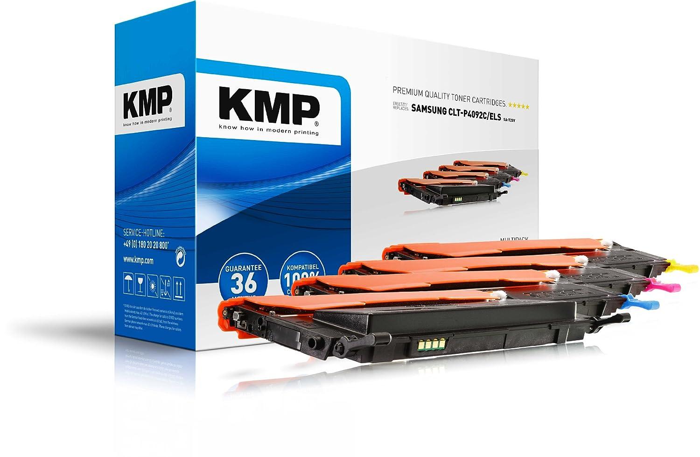 KMP A-T25-28 - Tóner para impresoras láser (5000 páginas, Laser ...