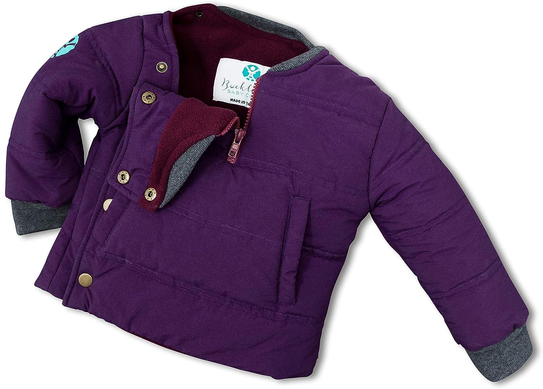 Amazoncom Buckle Me Baby Coat Car Seat Winter Jacket Toddler Boy