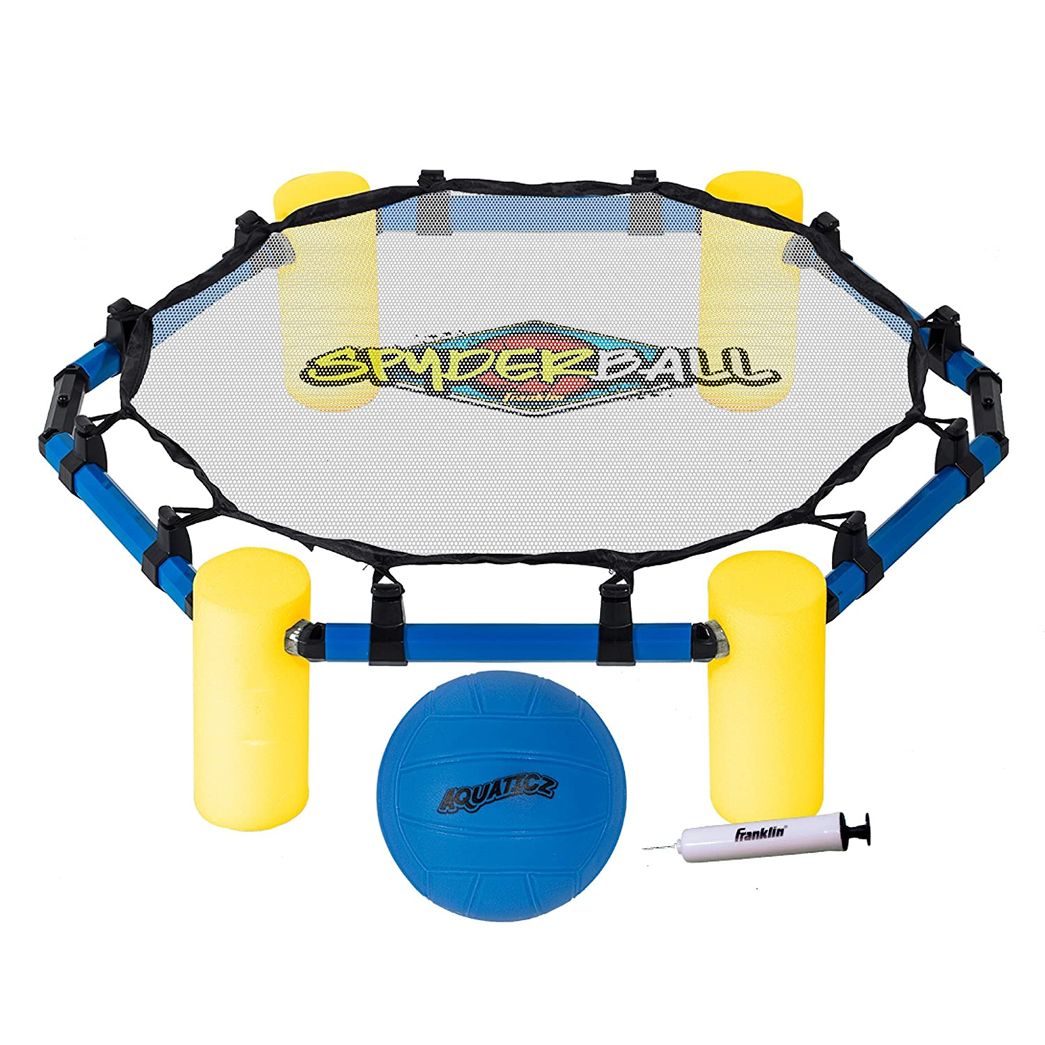 Amazon Franklin Sports Aquaticz Spyderball Toys & Games