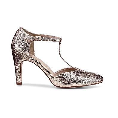 64dac9aedd7ffc Tamaris Damen T-Steg-Pumps  Tamaris  Amazon.de  Schuhe   Handtaschen