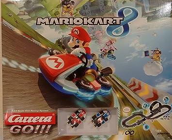 Carrera 623 613 - Nintendo Mario Kart Track 8, Encuadre 5.4 Metros: Amazon.es: Juguetes y juegos