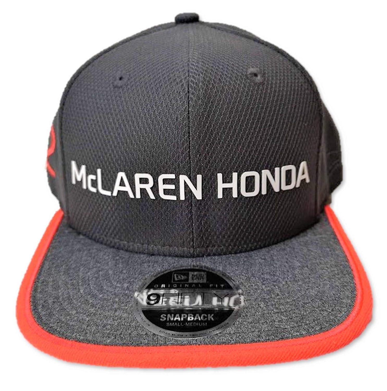 McLaren Honda F1 Team Vandoorne - Gorra de Ajuste Plano nº 2 ...