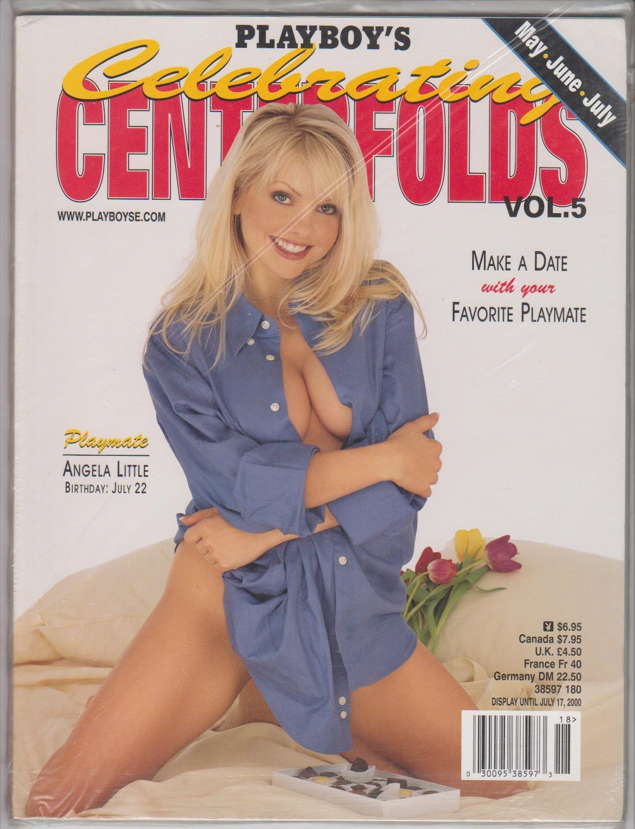 Playboy's Celebrating Centerfolds Vol.5: 2000 pdf