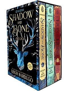 Afbeeldingsresultaat voor shadow and bone trilogy hardcover