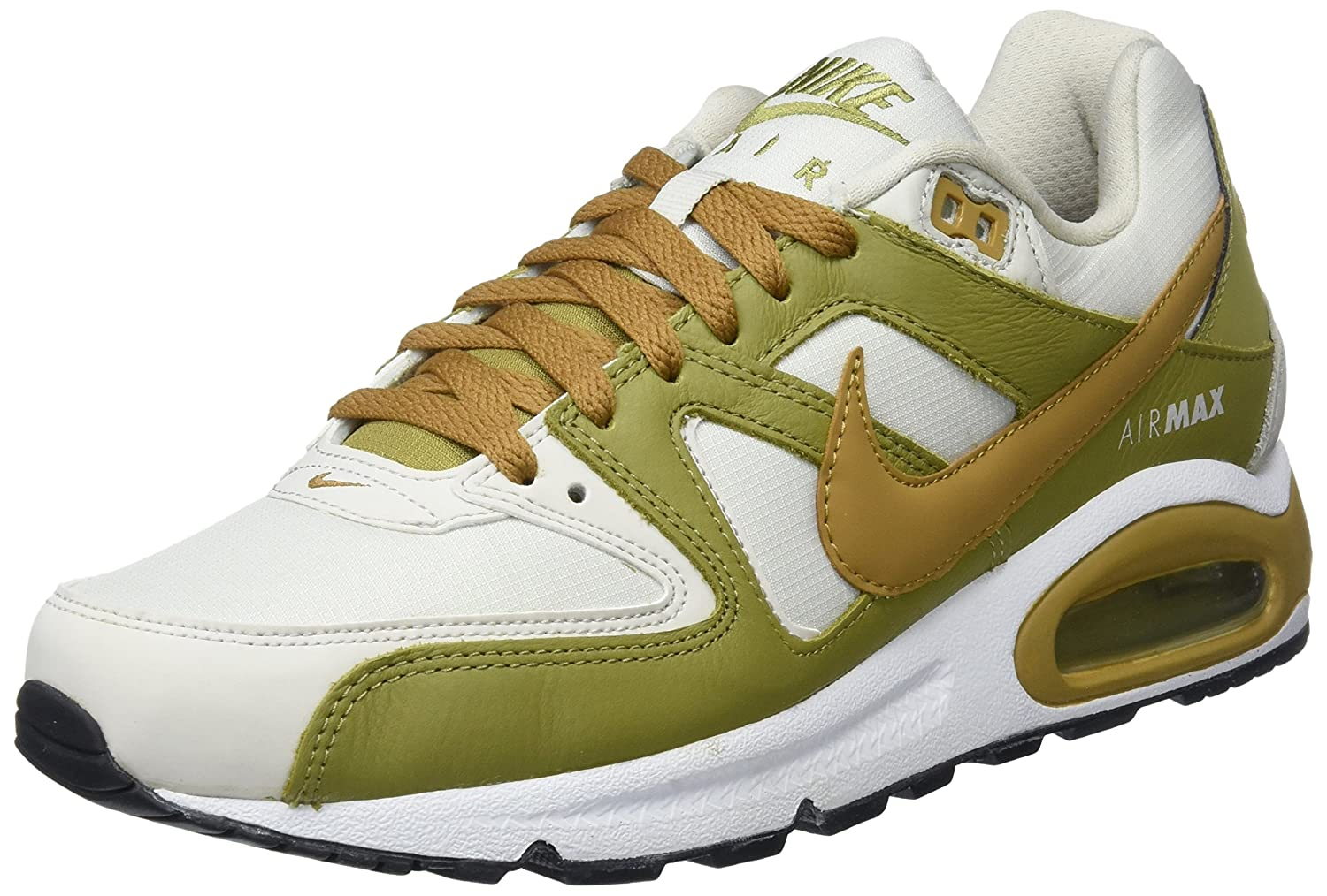 Nike Nike Air MAX Command - Zapatillas de Deporte Hombre 39 EU|Gris (Light Bone/Muted Bronze/Camper 035)