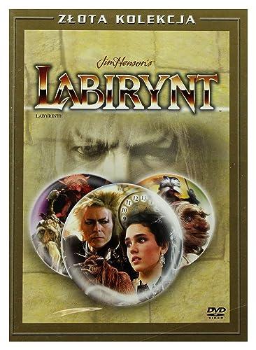 Labyrinth [DVD] (IMPORT) (No hay versión española): Amazon ...