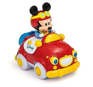 Premier Radio Age Mickey Voiture Commandée Clementoni La De 14502 Disney trsQdhC