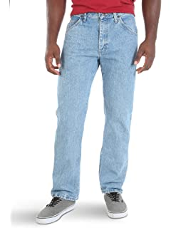7aa7ec04 Wrangler Men's Utah Jeans, Blue (Darkstone), W32/L30: Amazon.co.uk ...