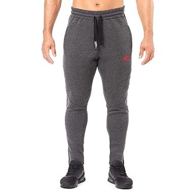 SMILODOX Slim Fit Herren Jogginghose 'Dynamic 2.0' | Trainingshose für Sport  Fitness Gym & Freizeit | Sporthose - Jogger Pants - Sweatpants Hosen ...