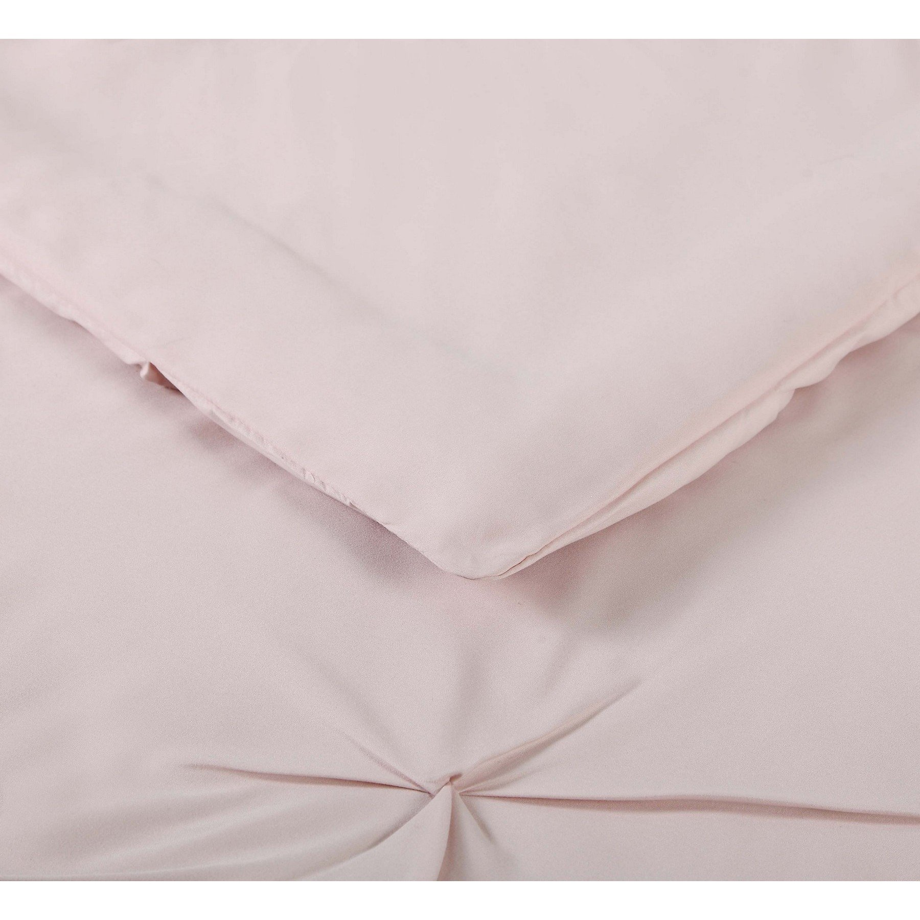 Truly Soft Everyday BIB1969BSQSC-32 Pleated Bed in a Bag, Queen, Crosses Blush by Truly Soft Everyday (Image #2)