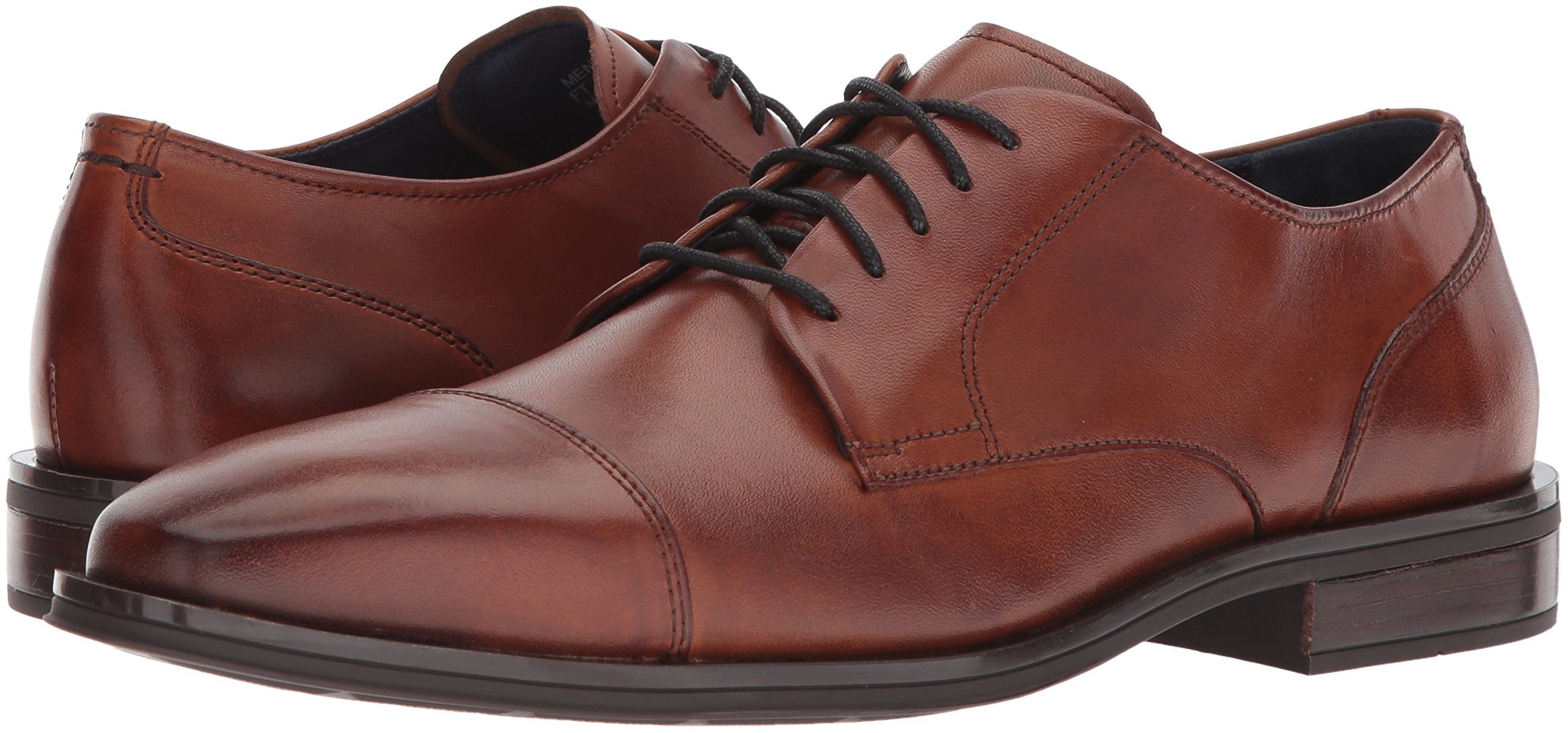 Cole Haan Men's Dawes Grand Cap Toe Oxford, British Tan, 11 Medium US by Cole Haan (Image #6)