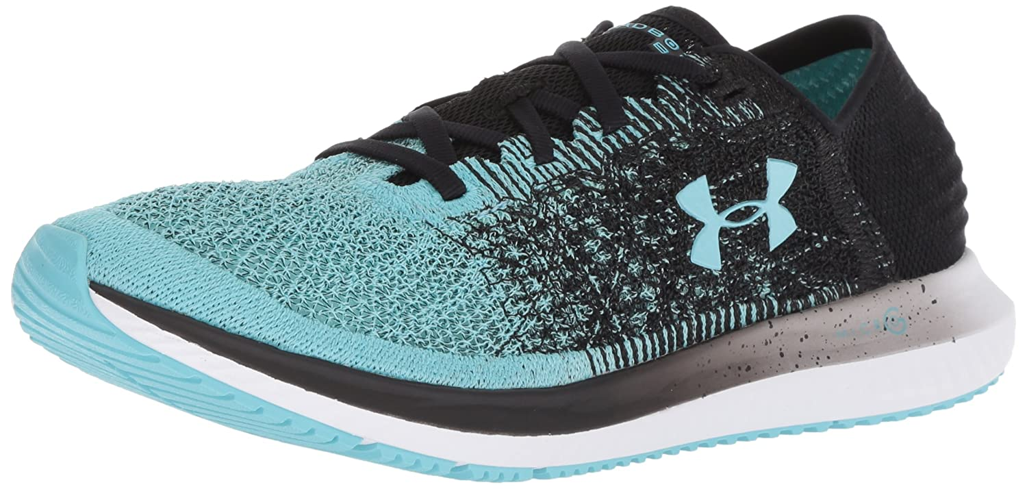 Under Armour Women's Threadborne Blur Running Shoe B0719B6JM8 10 M US|Black