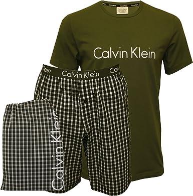 Calvin Klein Conjuntos de Pijama (Pack de 2) para Hombre