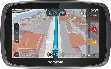 "TomTom GO 600 - GPS para Coches de 6"", mapas de Europa General,"