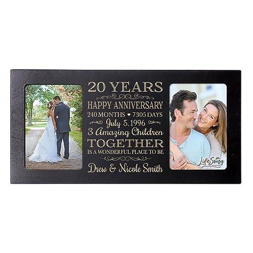 20 Year Wedding Anniversary Gifts For Her: 20 Years Anniversary Gift: Amazon.com