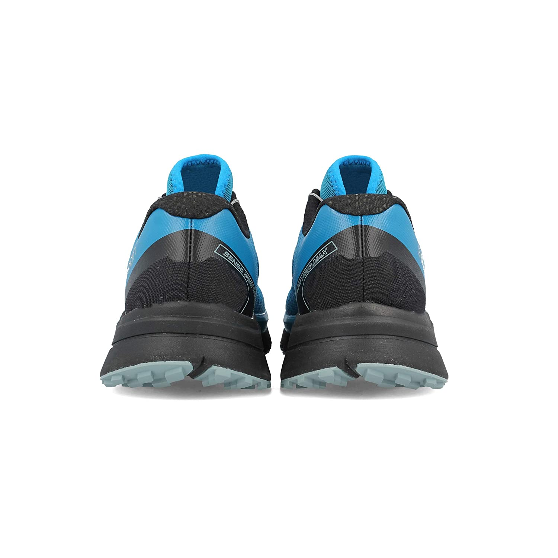 Salomon Mens Sense Pro Max Manmade Mesh Trail Running Sneakers L39856200-US 11.5//UK 11.0