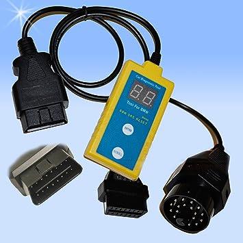 Bucom B800 Bmw Airbag Scanner Reset Tool Löschen Amazonde Elektronik