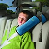 House of Quirk Cotton Shoulder Pad Seat Belt Cushions for Safety (Multicolour)