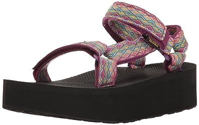 7048bc086cc Teva Women s W Flatform Universal Sandal