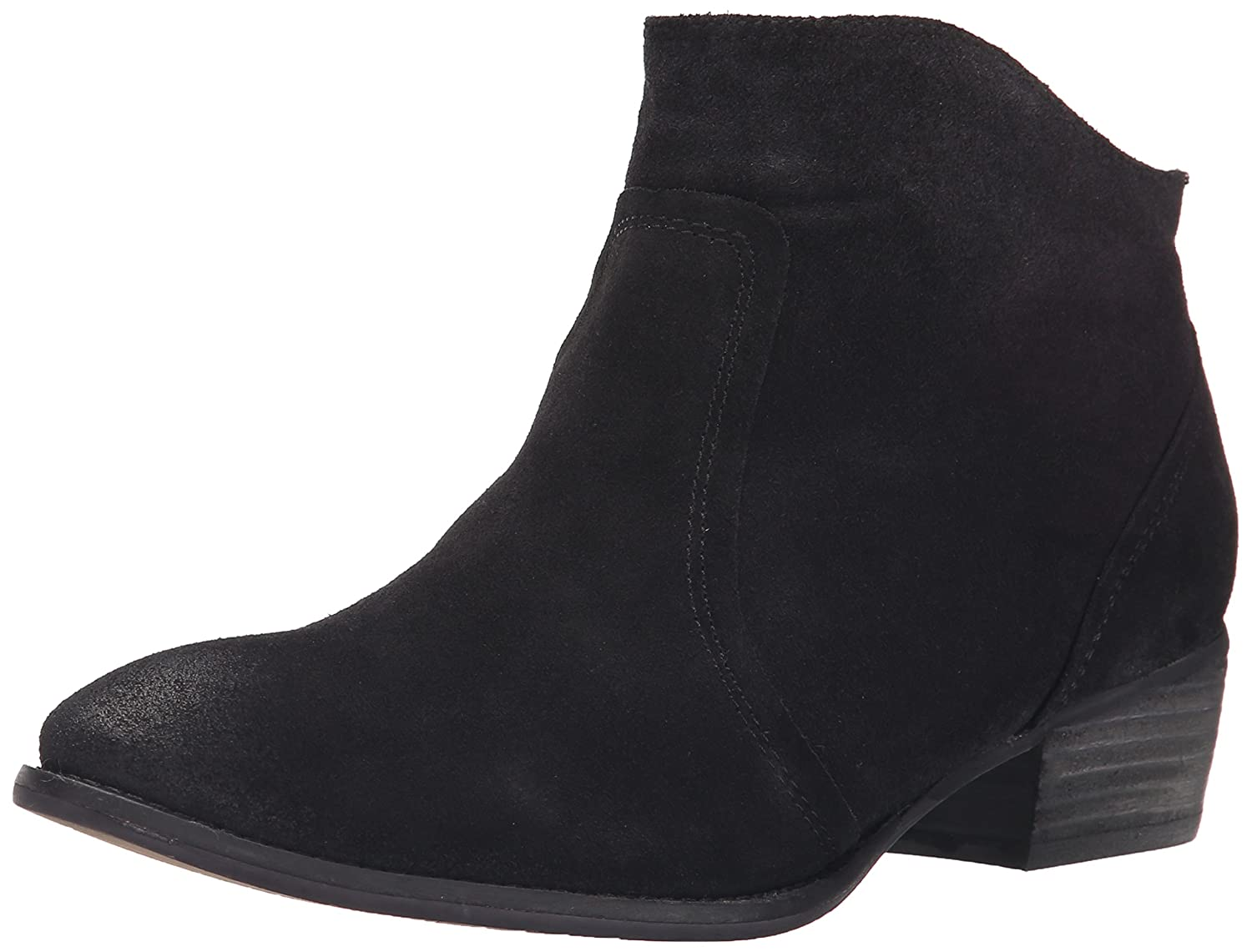 Seychelles Women's Reunited Boot Black Suede