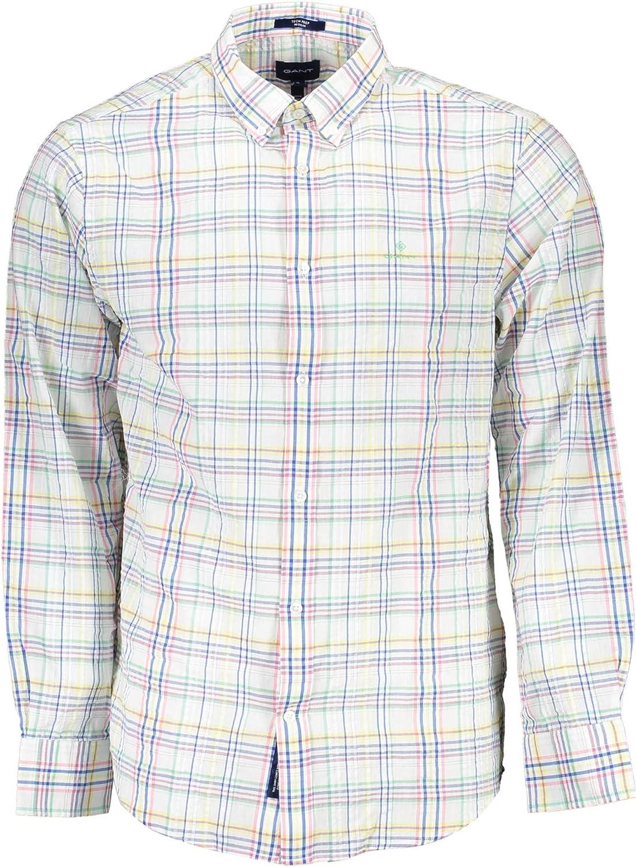 Gant 1901.3014330 - Camisa de manga larga: Amazon.es: Ropa y ...