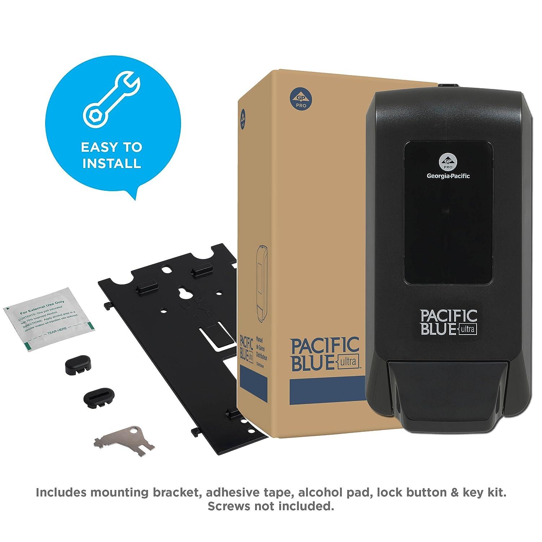 amazon com pacific blue ultra wall mounted manual dispenser for rh amazon com MP3 User Manual Mini Clip MP3 Player Manual