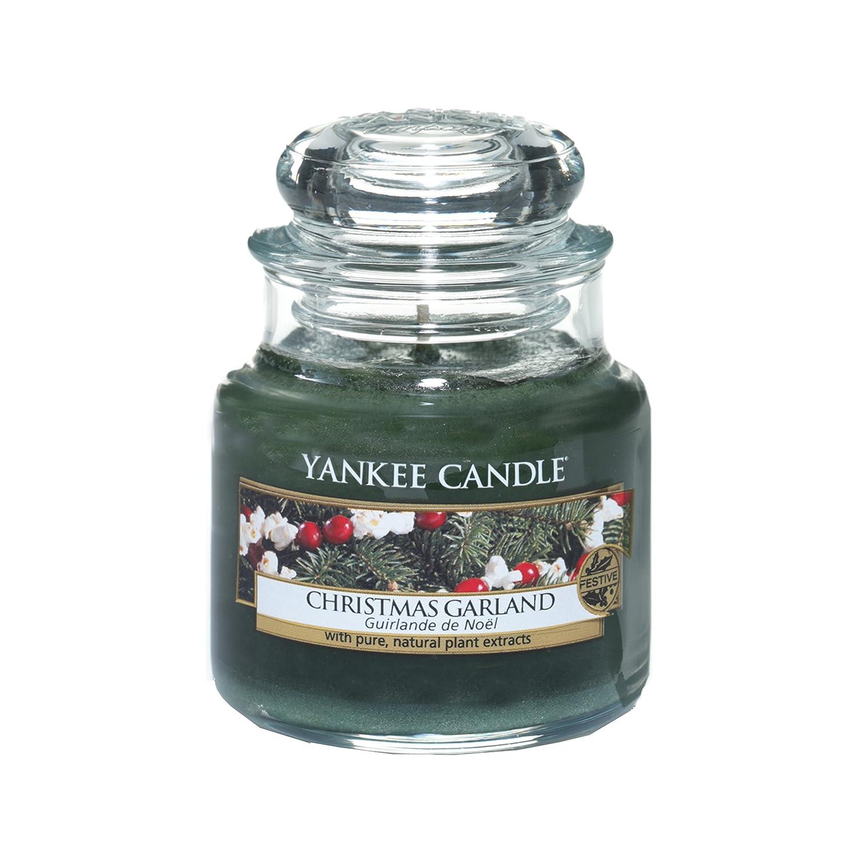 YANKEE CANDLE 1316482E Bougie Parfumée Vert