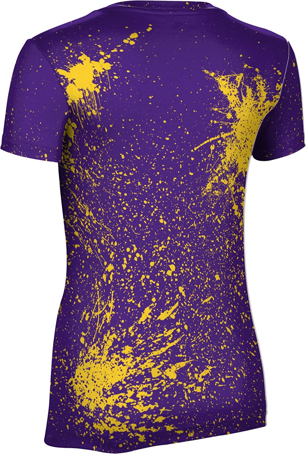 Splatter Fiesta Bowl 2019 LSU University Girls Performance T-Shirt