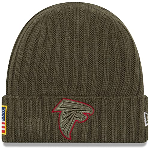 uk availability 537ee f45f1 ... closeout new era mens mens 2017 salute to service cuffed knit hat 0fe91  13382