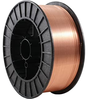 INEFIL ER70S-6 .035-Inch on 10-Pound Spool Carbon Steel Mig Solid ...