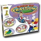 Créative Toys - CT2048 - Jeu Educatif et Scientifique - Labo de Fractions