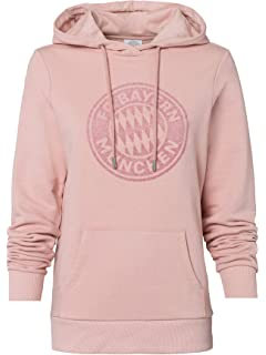 FC St. Pauli Frauen Jacke Kapuzenjacke Totenkopf Hinten